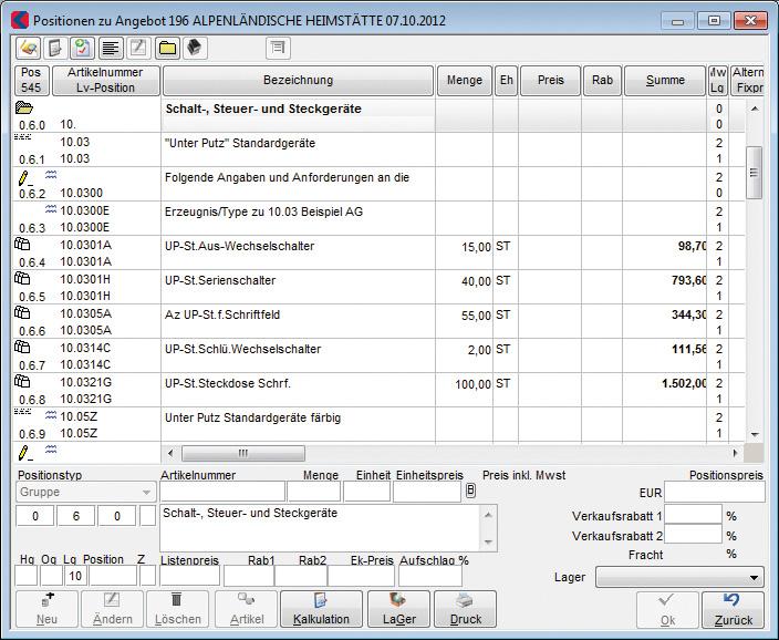 Elektro_Soeinfach_Screenshot_2Auftrag